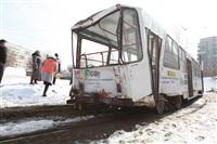 ДТП с участием двух трамваев. , Фото: 14