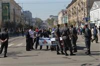 Военный парад в Туле, Фото: 57