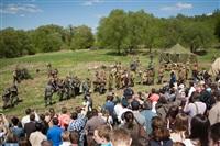 В Центральном парке воссоздали боевой подвиг советских солдат, Фото: 61