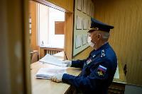 Экспресс-тест на covid-19, маски и социальная дистанция: В Туле первых призывников отправили в армию, Фото: 9