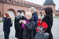 Средневековые маневры в Тульском кремле. 24 октября 2015, Фото: 194