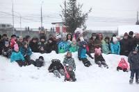 Как туляки провожали зиму на набережной Упы, Фото: 110