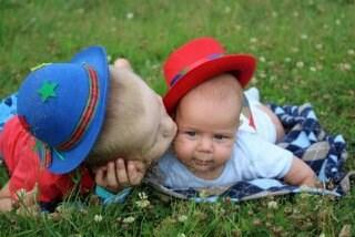 любовь детей