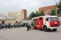 Тульские пожарные обучили таможню  бороться с огнём, Фото: 13