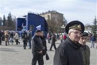 Митинг в Туле в поддержку Крыма, Фото: 38