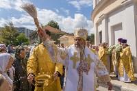 12 июля. Праздничное богослужение в храме Святых Петра и Павла, Фото: 187