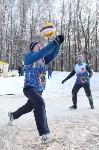 III ежегодный турнир по пляжному волейболу на снегу., Фото: 67
