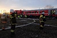 Презентация нового пожарного поезда, Фото: 80