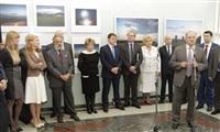 Открытие фотовыставки «Руси великое начало» в Москве, Фото: 17