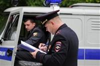 В Туле полицейские соревнуются в мастерстве, Фото: 13