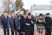 В селе Себино прошло богослужение в честь 18-летия обретения мощей святой Матроны, Фото: 11