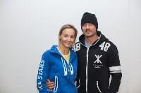 Оксана Домнина и Роман Костомаров в Туле, Фото: 4