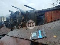 Пожар возле Тульского цирка, Фото: 17
