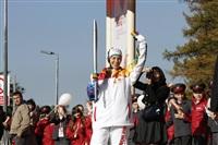 Эстафета Олимпийского огня. Новомосковск, Фото: 35