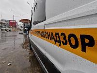Проверка транспорта в Новомосковске, Фото: 9
