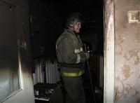 На ул. Ложевой в Туле сгорела квартира., Фото: 4