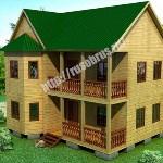 Закажи деревянный дом своей мечты, дачу или баню, Фото: 12