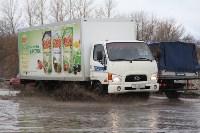 Потоп на ул. Рязанской и Восточном обводе, Фото: 14