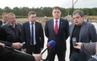 Владимир Груздев посетил строительную площадку микрорайона «Новая Тула», Фото: 2