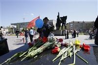 Празднование 69-й годовщины победы в Великой Отечественной войне на площади Победы. Тула, Фото: 68