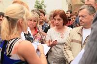 Встреча с предпринимателями на Фрунзе. 26.07.2015, Фото: 29
