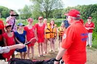 МЧС обучает детей спасать людей на воде, Фото: 10