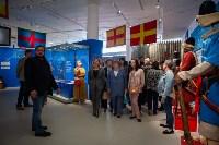 На Куликовом поле представили историю Засечной черты России, Фото: 56