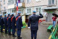 У домов тульских ветеранов прошли парады, Фото: 4