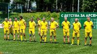 Ветераны «Спартака» и «Арсенала» сыграли в Туле на новом поле Центрального стадиона, Фото: 36