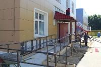 В Туле сотрудники администрации проинспектировали строительство дошкольных учреждений, Фото: 14