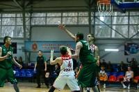 Тульские баскетболисты «Арсенала» обыграли черкесский «Эльбрус», Фото: 60