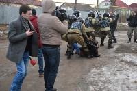 Спецоперация в Плеханово 17 марта 2016 года, Фото: 52