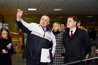 Владимир Груздев в Ясногорске. 8 ноября 2013, Фото: 2