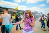 В Туле прошел фестиваль красок и летнего настроения, Фото: 6