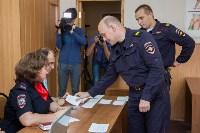 Экзамен для полицейских по жестовому языку, Фото: 17