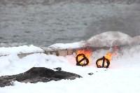 Как туляки провожали зиму на набережной Упы, Фото: 108