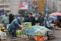 Стихийный рынок на ул. Пузакова, Фото: 12