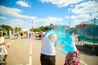 В Туле прошел фестиваль красок и летнего настроения, Фото: 138
