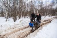 От зимнего мототоксикоза – мотослет «Самовар-Треффен» , Фото: 58