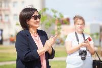 Тулу посетила советник председателя партии «Новые люди» Сардана Авксентьева, Фото: 19