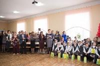 Александр Балберов поздравил выпускников тульской школы, Фото: 11