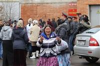 В ходе зачистки на Центральном рынке Тулы задержаны 350 человек, Фото: 16
