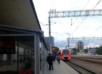 Отправление с Курского вокзала, Фото: 1