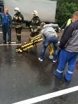 В Тульской области столкнулись две иномарки: есть пострадавшие, Фото: 8