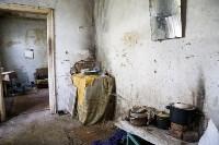 В Щекинском районе аварийный дом грозит рухнуть в любой момент, Фото: 14