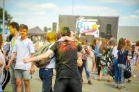 В Туле прошел фестиваль красок и летнего настроения, Фото: 98