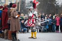 Средневековые маневры в Тульском кремле. 24 октября 2015, Фото: 72