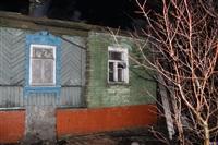 В поселке Октябрьский сгорел дом., Фото: 12