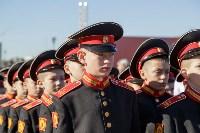 Суворовское училище торжественно отметило начало нового учебного года, Фото: 16