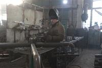 Владимир Груздев в Дубенском районе. 30 января 2014, Фото: 31